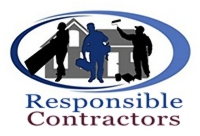 Responsible-Contractors-206h Home Remodeling Logo Painting And on painting and cleaning logo, painting and drywall logo, painting and construction logo, painting and carpentry logo, home renovation logo, painting and flooring logo, painting and pressure washing logo,