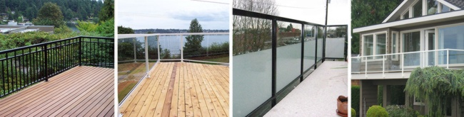 AK Kreutzer Construction | Decks | Railings | Waterproof Decking