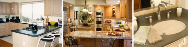 Countertop Solutions | Countertops | Cabinets | Kitchen & Bath