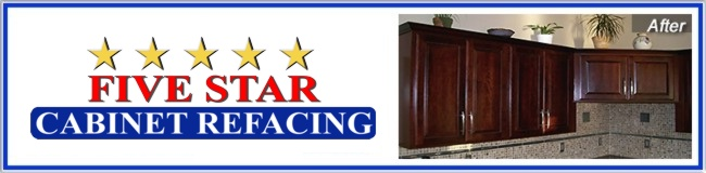 Five Star Cabinet Refacing | Cabinets | Cabinet Refacing | Cabinet Restoration | Kitchens & Baths | Gig Harbor WA