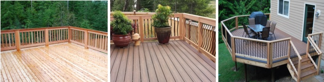 Northwest Decks | Quality Decks | Patios