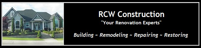 RCW Construction | Custom Homes | Remodeling | Additions | Windows & Doors | Gig Harbor WA