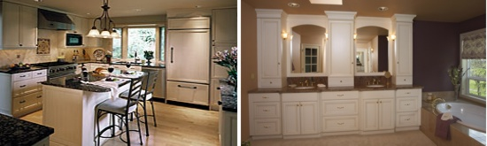 Sound Builders Inc | Remodeling | Additions | Kitchens & Baths | Cabinets