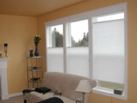 Olympic Blinds Honeycomb Shades