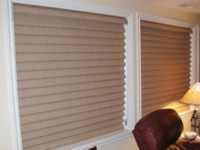 Olympic Blinds Roman Shades